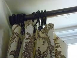 Black Curtain Rods Walmart Black Curtain Rods Walmart Home Design Ideas