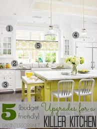 White Kitchen Ideas For Small Kitchens 162 Best Decorate Kitchen Images On Pinterest Kitchen