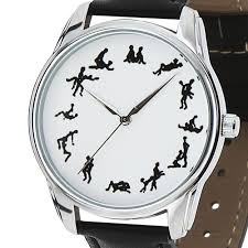fashion creative boys girls now is a good time watch white more