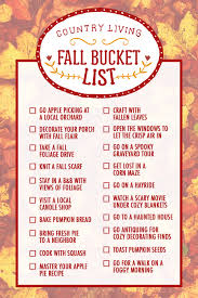 fall bucket list 35 fun fall activities for families