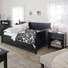 Full Size Beds With Trundle Belham Living Casey Daybed Black Full Walmart Com