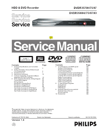 philips service manual compact disc electrostatic discharge