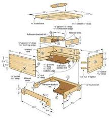 Woodworking Projects Plans Magazine by Plans To Build Secret Compartment Jewelry Box Plan Secret