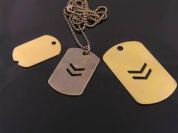 Personalized Dog Tag Necklaces Personalized Dog Tag Necklace Gift Idea For Men