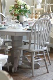 whitewash kitchen table creative ideas whitewashed round dining