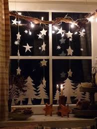 Window Decorations For Christmas Diy by Brilliant Ideas Christmas Window Decorations Diy Decoration