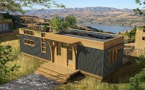small green home plans small green home designs watershed house small eco cabin source