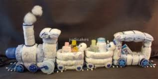 baby shower gift ideas made out of diapers tricycle diaper cakes