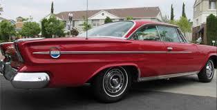 1962 chrysler 300h classiccars com journal