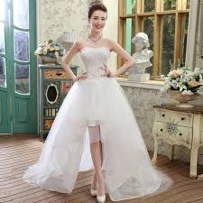 wedding dress korea 2017 new summer korean style wedding dress