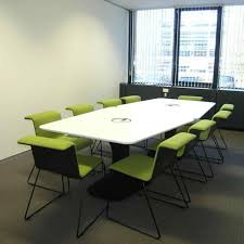 Boardroom Meeting Table Round Conference Table White Hangzhouschool Info