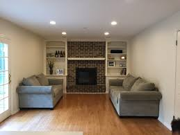 LongNarrow Family Room - Family room layout