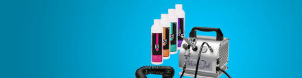 airbrush tanning system buyer guide the tanning store