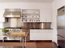 How To Do A Kitchen Backsplash How To Make The Most Of Stainless Steel Backsplashes
