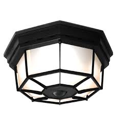 outdoor flush mount wall light kichler outdoor lights lowes ceiling amazon dusk to dawn photocell
