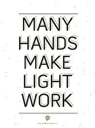 Many Hands Make Light Work Quote 17 Best Images About Storyboard The Bobby Adventures On