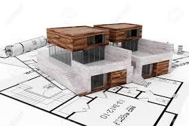 Blueprints Houses Modern Home Blueprints U2013 Modern House