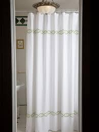 curtain cotton shower curtain restoration hardware shower