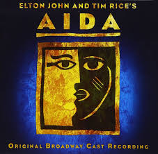 elton john tim rice aida 2000 original broadway cast amazon