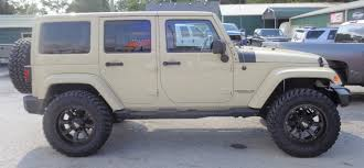white jeep sahara 2015 midwest custom trucks cars customizing moberly mo