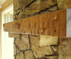 old enlarge get rustic mantels home to gallant wood fireplace