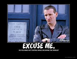 Funny Doctor Who Memes - excuse me 9th doctor by burntjuice on deviantart