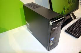 Acer Small Desktop Computer Acer Aspire X3 Series X3995 Small U0026 Affordable Desktop Pc Tech