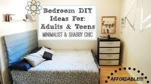 diy small bedroom makeover bedroom design decorating ideas