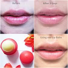 Wardah Lip Balm eos reviews lip balm anexa market