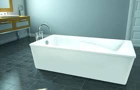 Barclay Bathtubs Neptune Rouge Malaga Freestanding Acrylic Tub60 Inch Tub Canada