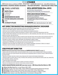 Sample Executive Director Resume by Art Director Job Description Resume Xpertresumes Com