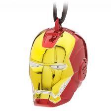 iron helmet ornament shopdisney