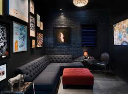 spectacular dark living room ideas with home interior redesign