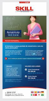 Popular E-mail marketing – Skill Idiomas Icaraí Donna Natureza – Niterói  #IP59
