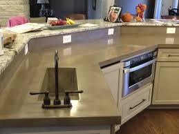 concrete countertops provide a unique alternative to granite