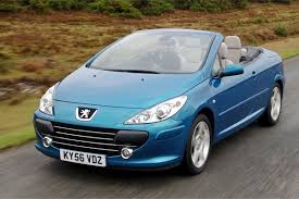 peugeot used car values peugeot 307 cc 2003 car review honest john
