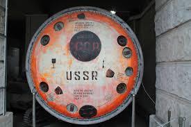soyuz 30 descent module at warsaw u0027s polish army museum