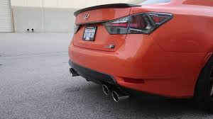 invidia q300 lexus gs 350 greddy lexus gs f supreme sp axle back at modinjapan com youtube