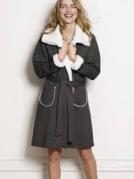 robe de chambre polaire femme robe de chambre polaire femme longue nouveau peignoir polaire