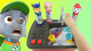 Colors For 2016 by Learn Colors For Children And Preschool Toddlers Paw Patrol Sick