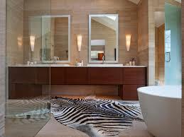 zebra bathroom decorating ideas zebra bathroom rugs ideas for modern home cncloans