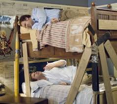 The  Times Step Brothers Perfectly Described Your College Experience - Step brothers bunk bed quote