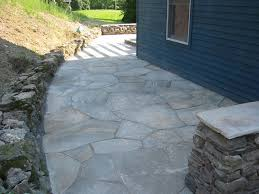 Natural Stone Patio Ideas Download Pictures Of Flagstone Garden Design