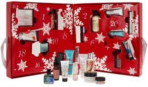makeup advent calendar polka spots and freckle dots beauty advent calendar up