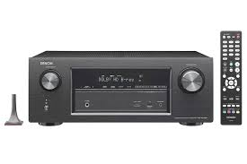 home theater receiver with blu ray player the denon avr x2100w home theater receiver reviewed