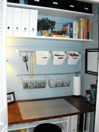 desk closet desk ideas small closet office ideas 15 inspiring