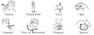 Bathroom Sign Language Miss Lifesaver July 2013