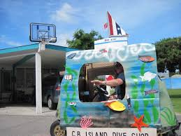 under the sea golf cart parade pinterest golf carts