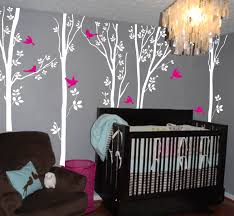 Tree Wall Decals For Nursery Kids Room Wall Decal Ideas For Wall Decorations Removable Wall