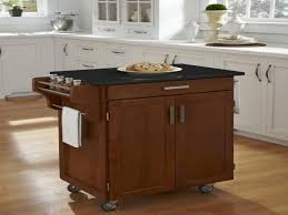 Movable Kitchen Island Ideas Kitchen Movable Kitchen Cabinets With Wood Flooring Plus Kitchen